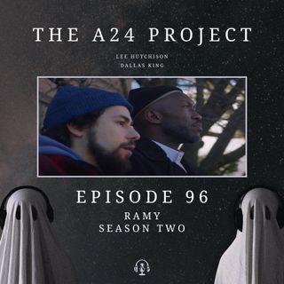 96 - Ramy Season Two