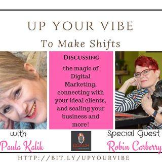 Robin Rocks talks about the Magic of Digital Marketing
