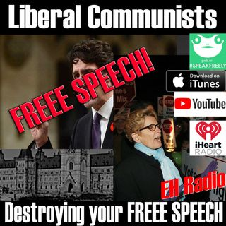 Morning moment Canada- Islamist-Leftist-Government Alliance Silences Free Speech May 17 2018