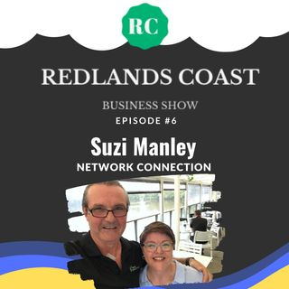The Network Connection - Suzi Manley