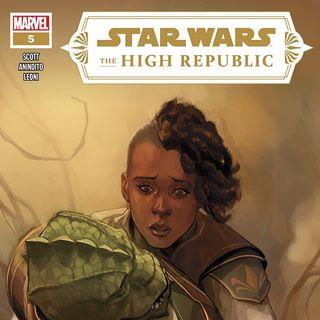 Star Wars Splash Page #234 -- Somewhere That's Green