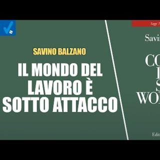 Savino Balzano Lo Smart working è l'assalto finale contro la classe lavoratrice