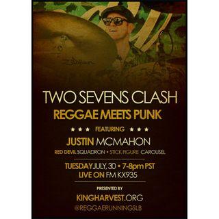 Reggae Meets Punk With Justin McMahon