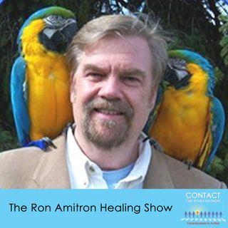"""""""The Ron Amitron Healing Show"""" with Ron Amitron"""