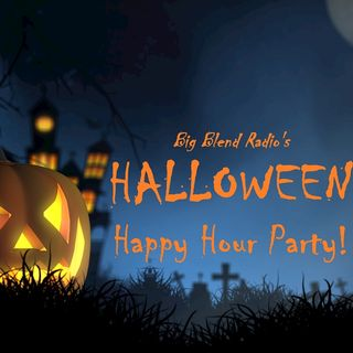 Big Blend Radio Halloween Happy Hour 2018