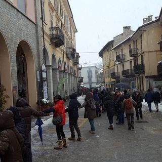 Tutto Qui - venerdì 1° febbraio - L'Italia che resiste, le manifestazioni in Piemonte