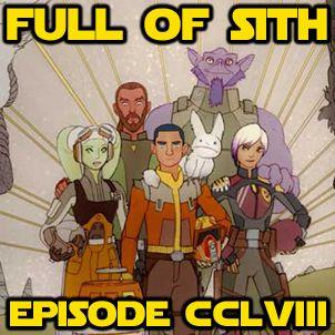 Episode CCLVIII: Star Wars Rebels - Series Finale
