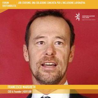 Forum Sostenibilità 2021, 1°giornata | Executive Call | Job Stations: una soluzione concreta per l'inclusione lavorativa