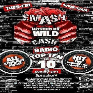 #SmashCashRadio Presents #TopTenAt10p #SquadGangMOB #Activate