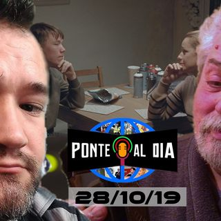 Sorry we missed you | Fiesta del cine | Ponte al dia 85