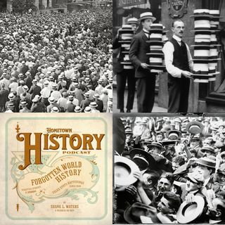 Straw Hat Riots of 1922