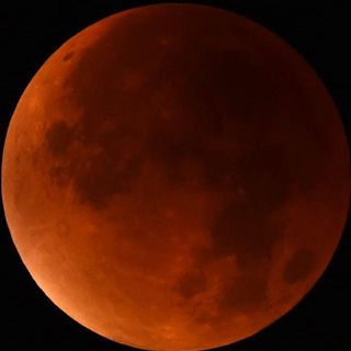 GTR 95: Super Blood Wolf Moon. The most heavy-metal eclipse name ever.