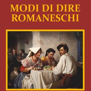 Il libro MODI DI DIRE ROMANESCHI