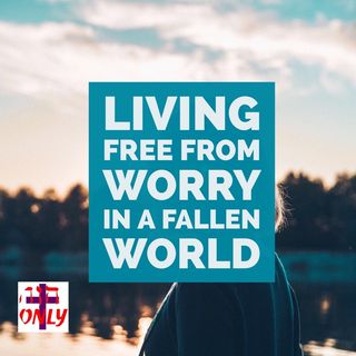 Living Worry Free in a Fallen World, Depending on God Power and Peace and Provision