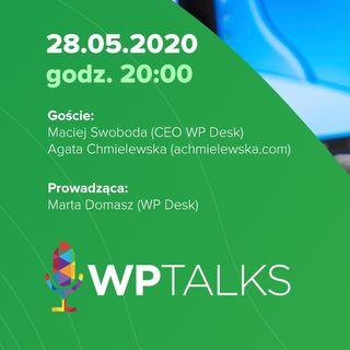 WP Talks #3: Marketing automation w czasie pandemii