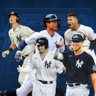 MLB: El lineup de los New York Yankees para el 2021