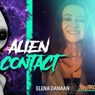 Alien Contact With Elena Danaan
