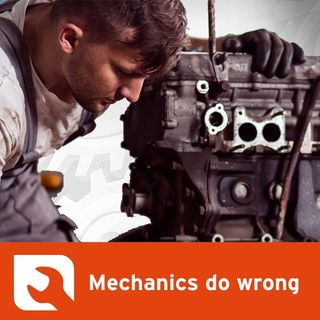 What is the #1 Thing Mechanics do WRONG?