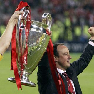 Rafa Benitez and Jamie Carragher: The inside story on Istanbul!