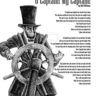 Oh capitan, mi capitan