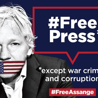 Episode 1084 - Why Assange's Case is So Important? +