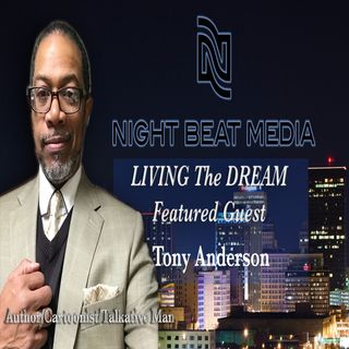 Episode #5 Interview on Location with Tony Anderson (Author)