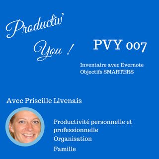 PVY EP007 INVENTAIRE ET OBJECTIFS
