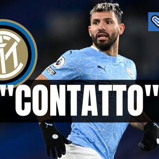 Calciomercato Inter, Aguero in scadenza di contratto: contatti Marotta-agenti