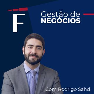 """Sergio Batista, VP Comercial na Mastercard, falando sobre as """"Lições de 17 anos na gestão comercial""""."""