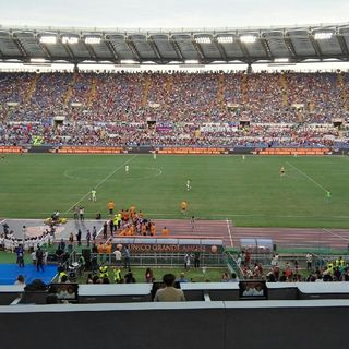 19,00 - Roma-San Lorenzo: 0-0 all'intervallo