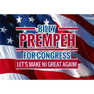 Meet Billy Prempeh 2020 Candidate For US Congress NJ 9th District