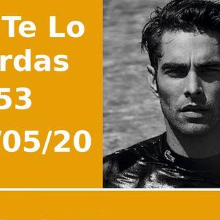 Charlando con | No te lo pierdas 53 (25/05/20)