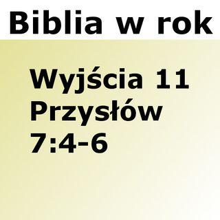 061 - Wyjścia 11, Przysłów 7:4-6