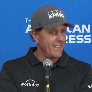 FOL Press Conference Show-Thurs Jan 16 (Amex-Phil Mickelson)