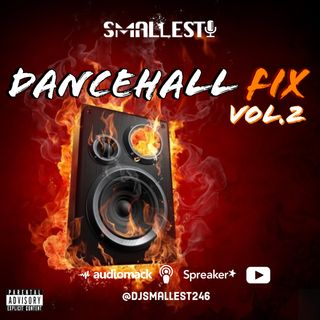 DANCEHALL FIX VOL.2 | DJ SMALLEST