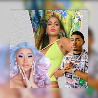 Cardi B - Me Gusta Sex ft Anitta x Myke Towers - Caramelo x Hawai Remix