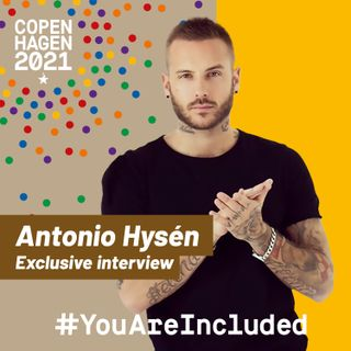 08. Footballer Antonio Hysén on 10 years of being out