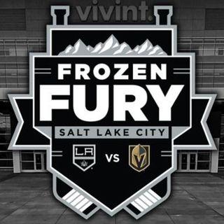 Frozen Fury Salt Lake City