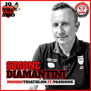 Passione Triathlon n° 159 🏊🚴🏃💗 Simone Diamantini