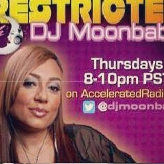 UnRestricted w/DJ Moon Baby 4-14-16