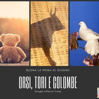 #178 La Borsa...in poche parole - 7/6/2019 - Tra Orsi, Tori e Colombe