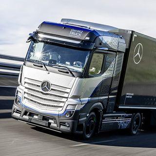 Idrogeno sui camion: il volto facile della modernità