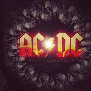 AC/DC Live at Towson Stae