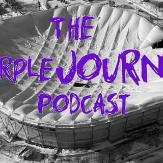 The purpleJOURNAL Podcast - On Cuts and the Season Opener Against the Saints