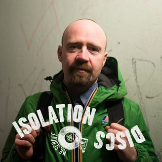 Thekla Isolation Discs - Mr. Scruff TID010