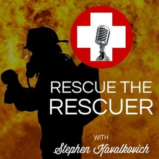 Ep016: Joanne Krug - ICISF, Helping Save the Heroes
