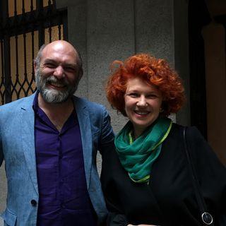 Carlos Amorales and Gabi Scardi in conversation with Roberto Paci Dalò