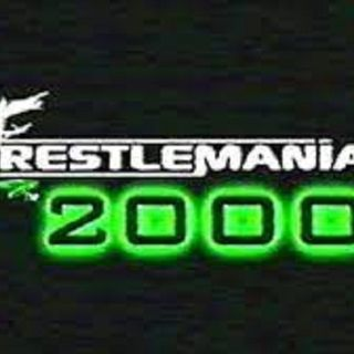 ENTHUSIATIC REVIEWS #154: WWF WrestleMania 16 (2000) Watch-Along