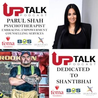 UpTalk Podcast S4E8: Parul Shah