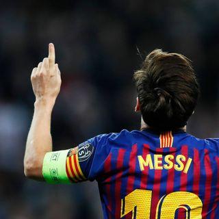 Sognare è lecito e non costa nulla (per l'Inter): Messi saluta il Barça!!